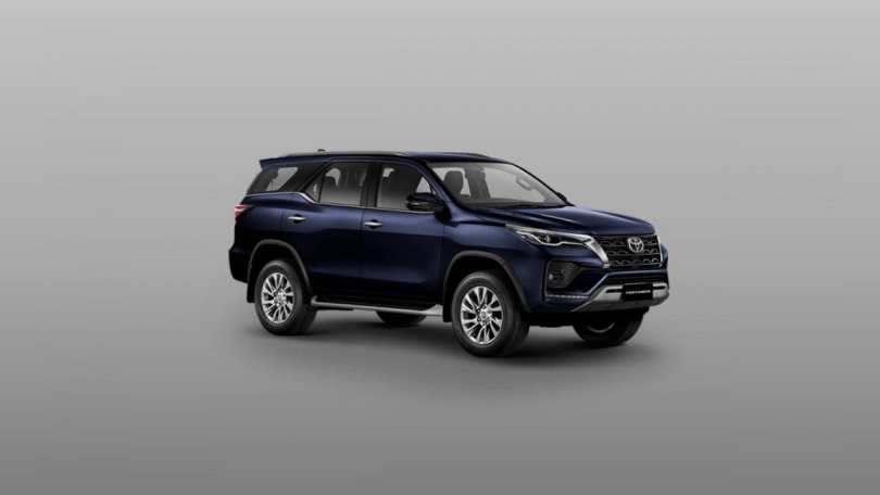 Toyota Fortuner facelift 2021 launched in India at a starting price of Rs 29.98 lakh
