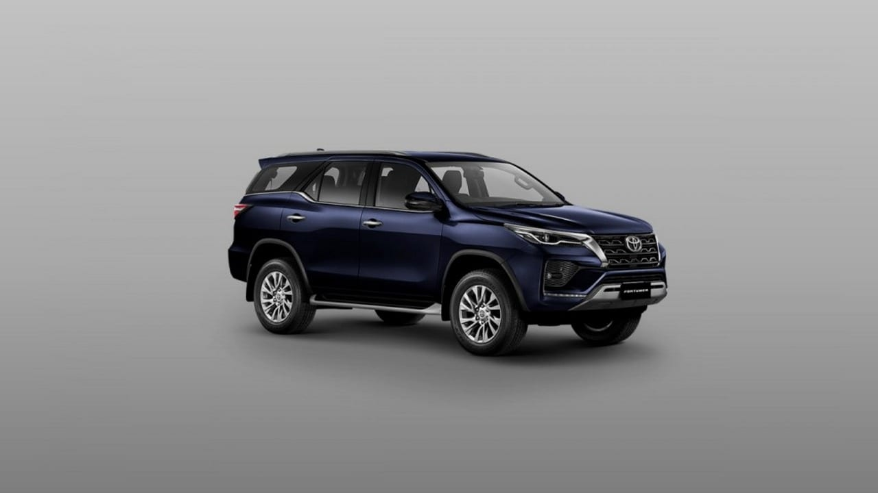 Toyota Fortuner facelift 2021 launched in India at a starting price of Rs 29.98 lakh- Technology News, Gadgetclock
