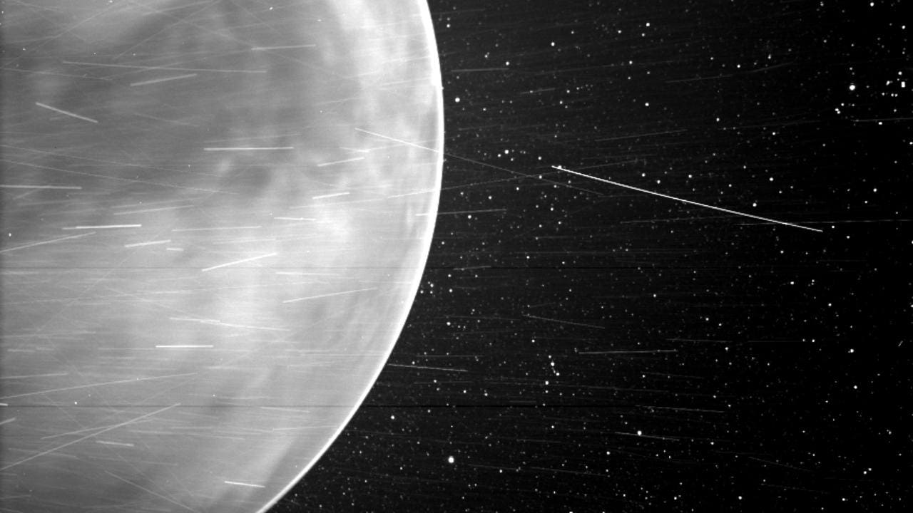 A rare view of Venus in a new light captured by a WISPR camera on NASA's Parker spacecraft – Technology News, Firstpost