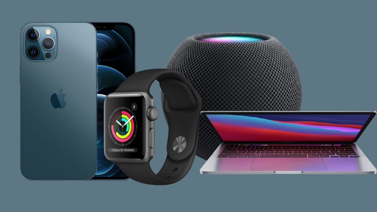 Deals on iPhone 12, iPhone 12 Mini, iPhone SE, M1 MacBook Pro, Apple Watch SE, more on Vijay Sales- Technology News, Gadgetclock