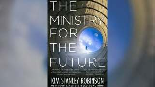 In Ministry for the Future, Kim Stanley Robinson blends fact and fiction in a remarkable narrative around climate crisis