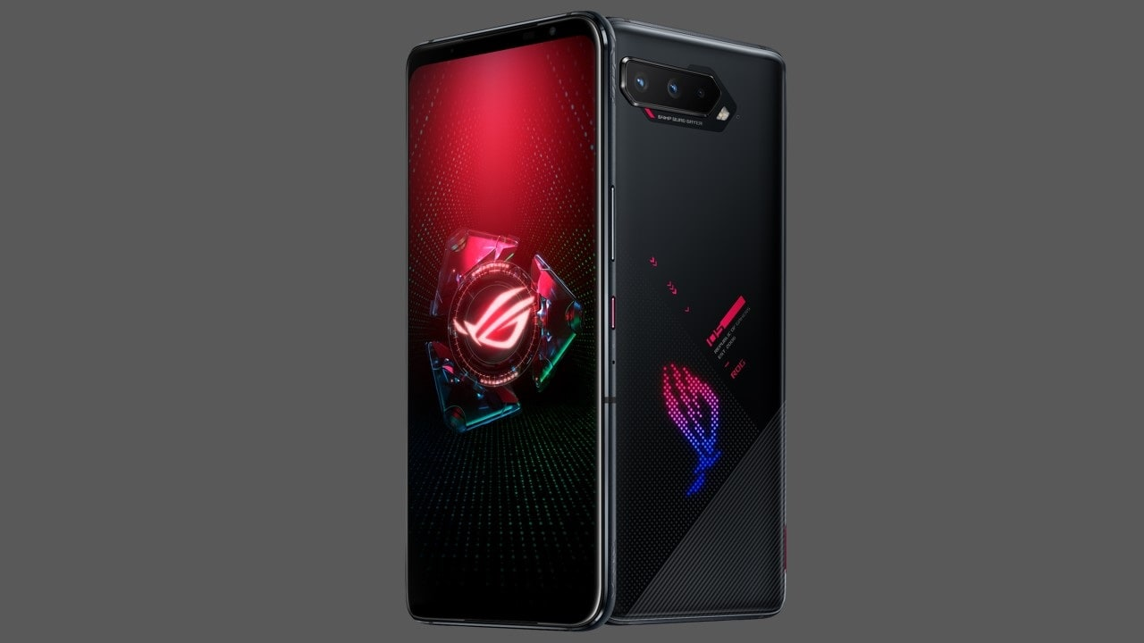 Asus ROG Phone 5 series with up to 18 GB RAM launched at a starting price of Rs 49,999- Technology News, Gadgetclock