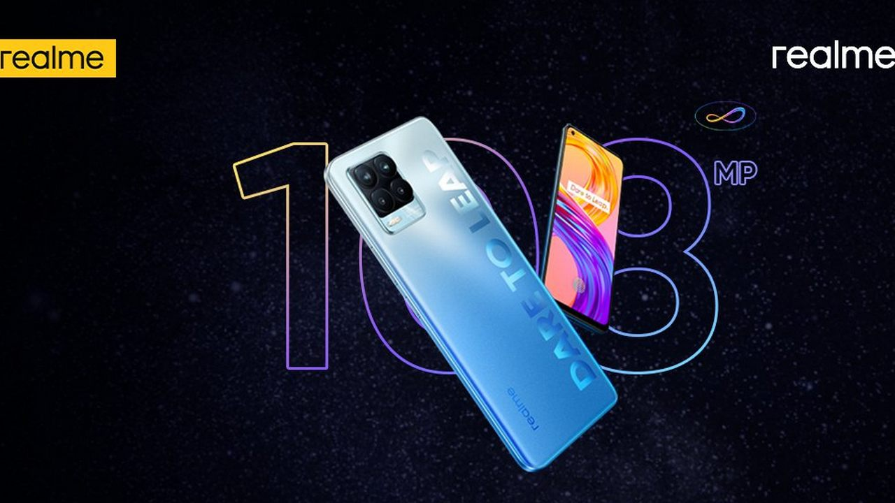 Realme 8 gets a discount of Rs 500 on Flipkart, now available at a starting price of Rs 14,499- Technology News, Gadgetclock