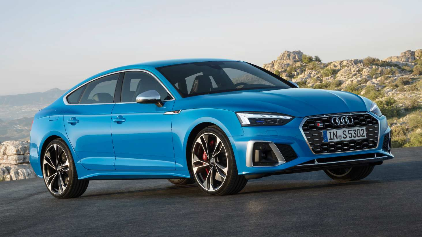 Audi S5 Sportback facelift to be launched in India on 22 March, gets 354 hp  V6 petrol engine- Technology News, Firstpost