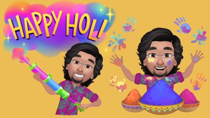Happy Holi 2021: How to download and share Holi-themed Whatsapp, Facebook stickers