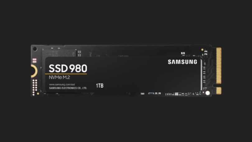 Samsung 980 NVMe SSD launched; brands first consumer drive without DRAM