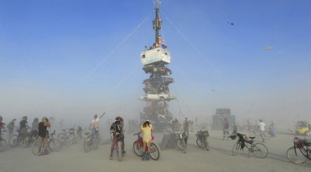 """Burning Man cancels 2021 festival in northern Nevada desert citing COVID-19 pandemic-Art-and-culture News , Firstpost"""""""