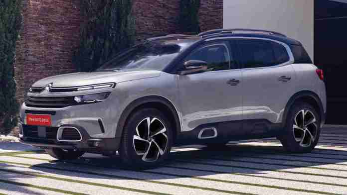 Citroen C5 Aircross launched in India at introductory starting price of Rs 29.90 lakh