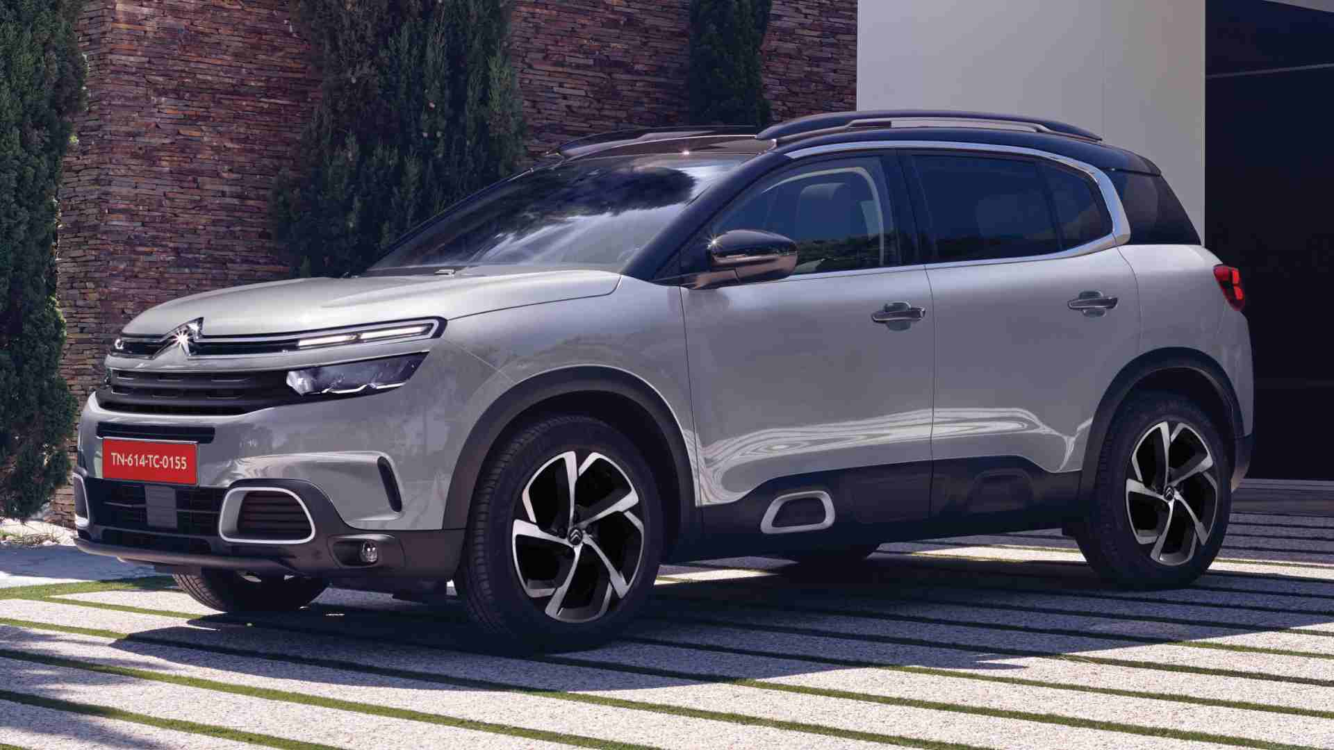 Citroen C5 Aircross launched in India at introductory starting price of Rs 29.90 lakh- Technology News, Gadgetclock