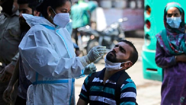 India reports highest single-day spike of over 1.15 lakh new COVID-19 cases; tally reaches 1,28,01,785