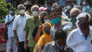 """At 3.23 lakh, India sees drop in daily COVID-19 cases; toll nears 2 lakh-India News , GadgetClock"""""""