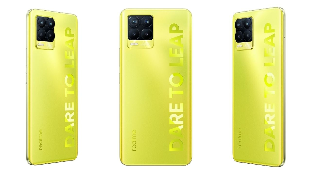 Realme 8 Pro Illuminating Yellow variant to go on sale today at 12 pm IST- Technology News, Gadgetclock