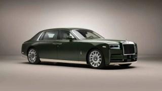 One-off Rolls-Royce Phantom Oribe revealed, features bespoke elements from Hermes- Technology News, Gadgetclock