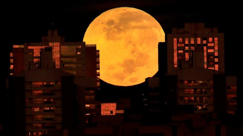 Blood moon 2021: 15 incredible images of the year's first lunar eclipse, super blood moon