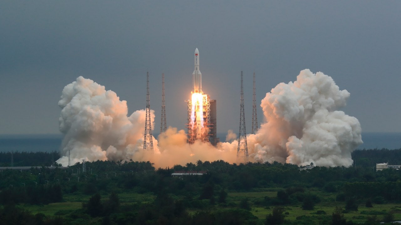 China defends rocket debris, says it's held to different standards than other countries- Technology News, Gadgetclock