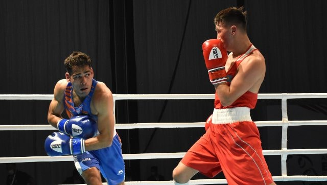 Asian Boxing Championships: Shiva Thapa secures medal with quarter-final win, Mohammed Hussamuddin loses