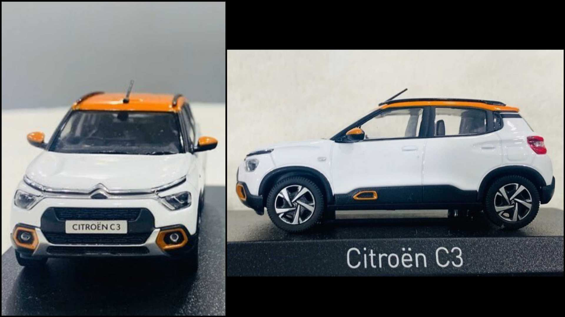 India-bound Citroen C3 compact SUV's exterior design revealed in scale model images- Technology News, Gadgetclock