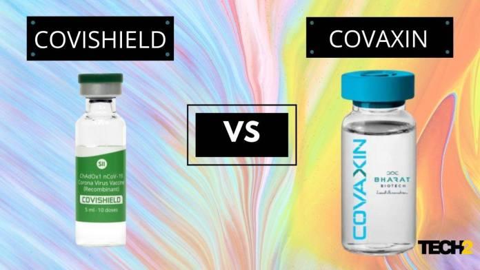 covishield covaxin