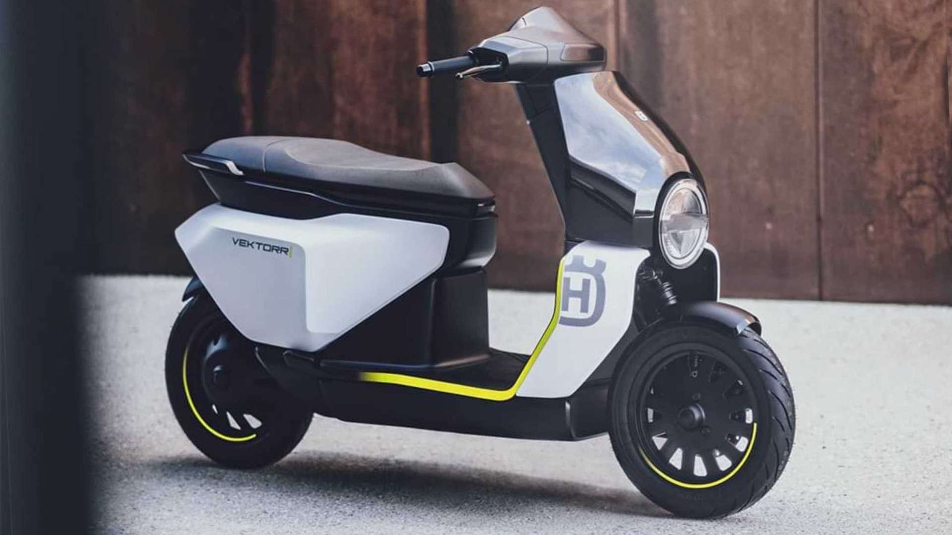 Husqvarna Vektorr e-scooter based on Bajaj Chetak debuts, slated for launch in 2022- Technology News, Gadgetclock