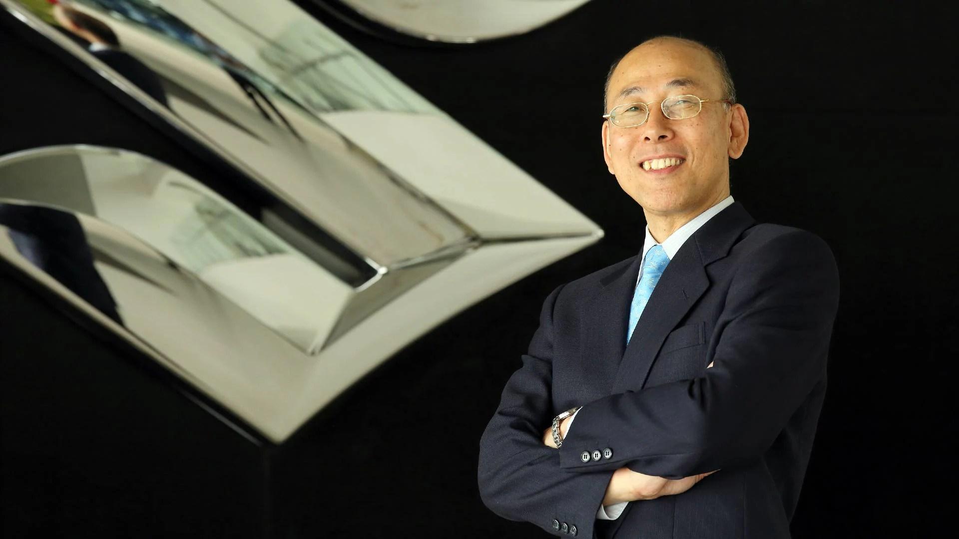 Satoshi Uchida succeeds Koichiro Hirao as the company head at Suzuki Motorcycle India- Technology News, Gadgetclock