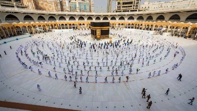 Saudi Arabia bars foreigners from hajj due to COVID, allows only 60,000 pilgrims from kingdom