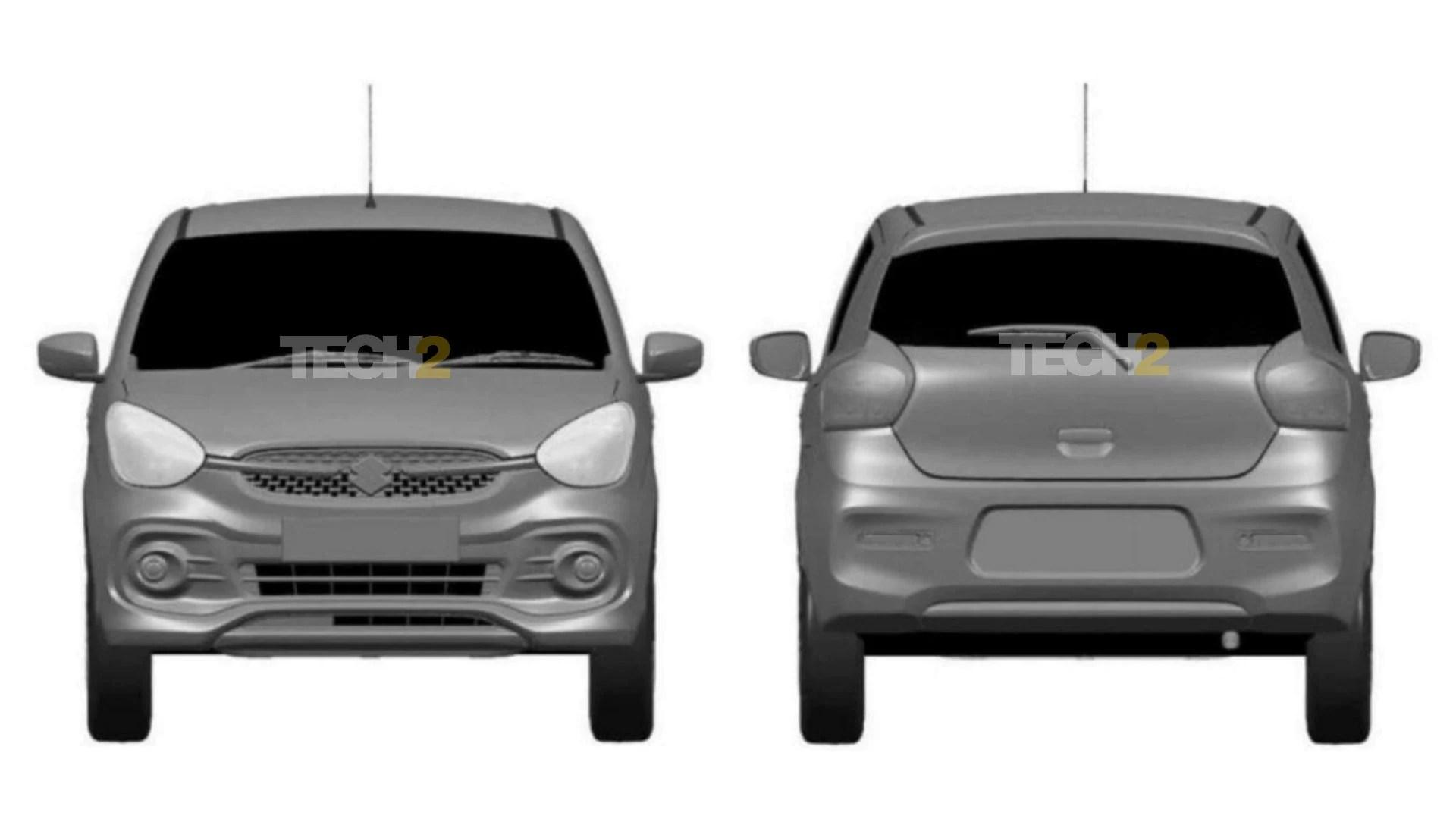 New Maruti Suzuki Celerio design patents leaked, India launch scheduled for Q3 2021- Technology News, Gadgetclock