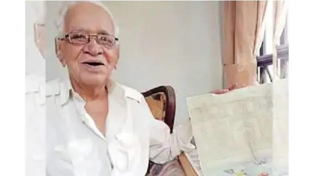 Deewar, Pakeezah art director Marutirao Kale passes away at 92 due to coronavirus complications