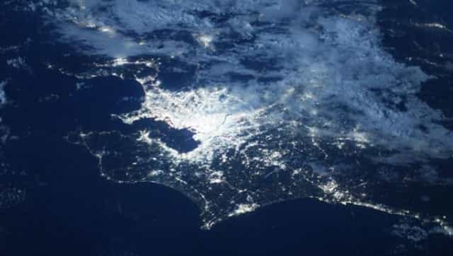 NASA shares spectacular image of night-time view of Tokyo Olympics from space station