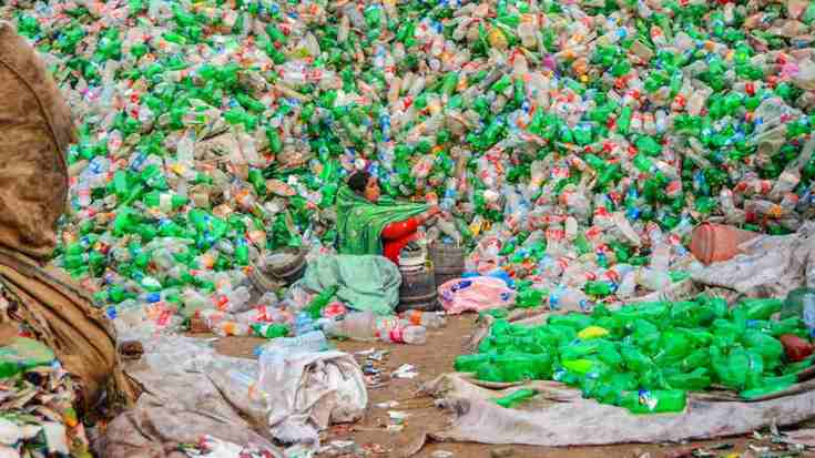The Basel Convention is the UN's multilateral environmental treaty on the prevention, minimisation and sound management of waste. Photo by Sufyan Arshad (Pakistan)