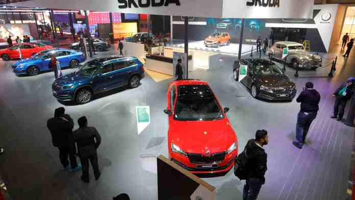 If it has to be held in 2022, the Auto Expo can now only take place sometime in the second half of next year. Image: Skoda