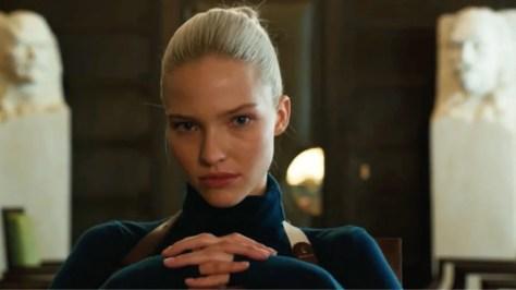 Luc Besson's Anna trailer met Sasha Luss