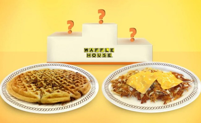 Best Waffle House Dishes Ranked First We Feast