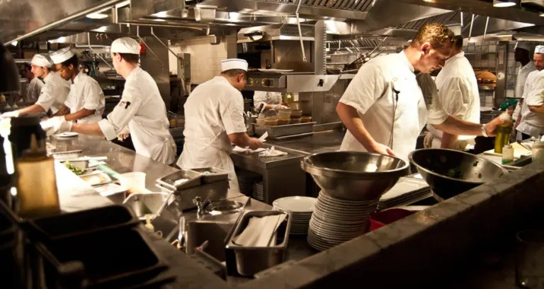 kitchen chief sink accessories slang 101 how to talk like a real life line cook first we