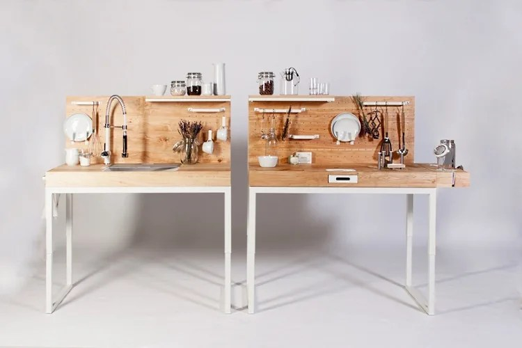 kitchen work station chief chopchop is a stylish workstation for the physically impaired