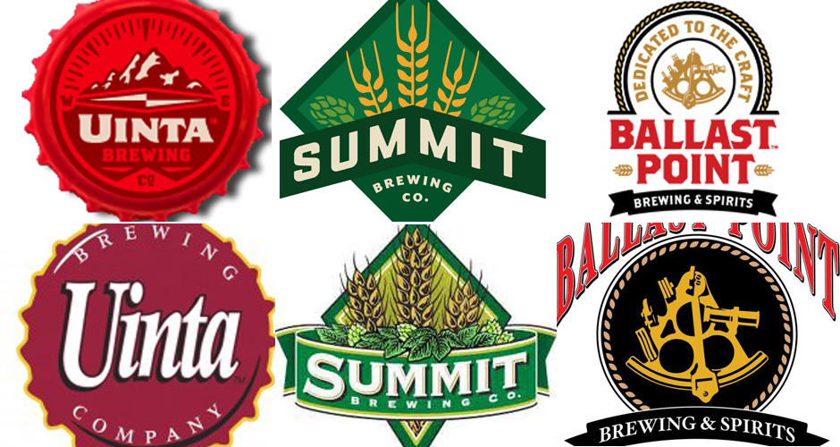 Craft Beer Branding Wars 10 Breweries That Have Stepped Up Their Packaging Game First We Feast
