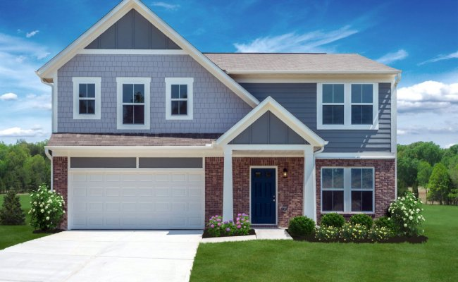 New Homes In Louisville Ky At Tuscany Ridge Fischer