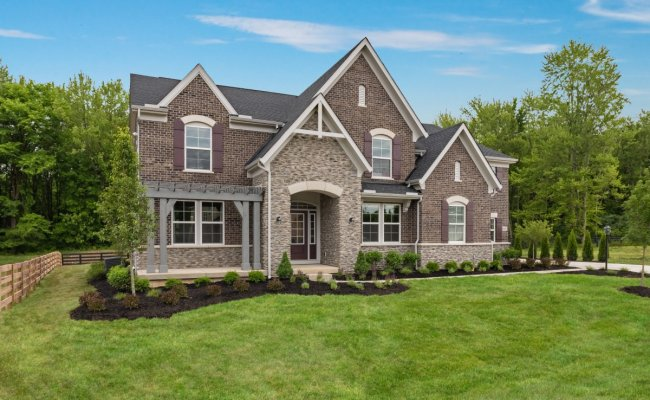 New Homes In Louisville Ky At The Estates At Floyds Fork