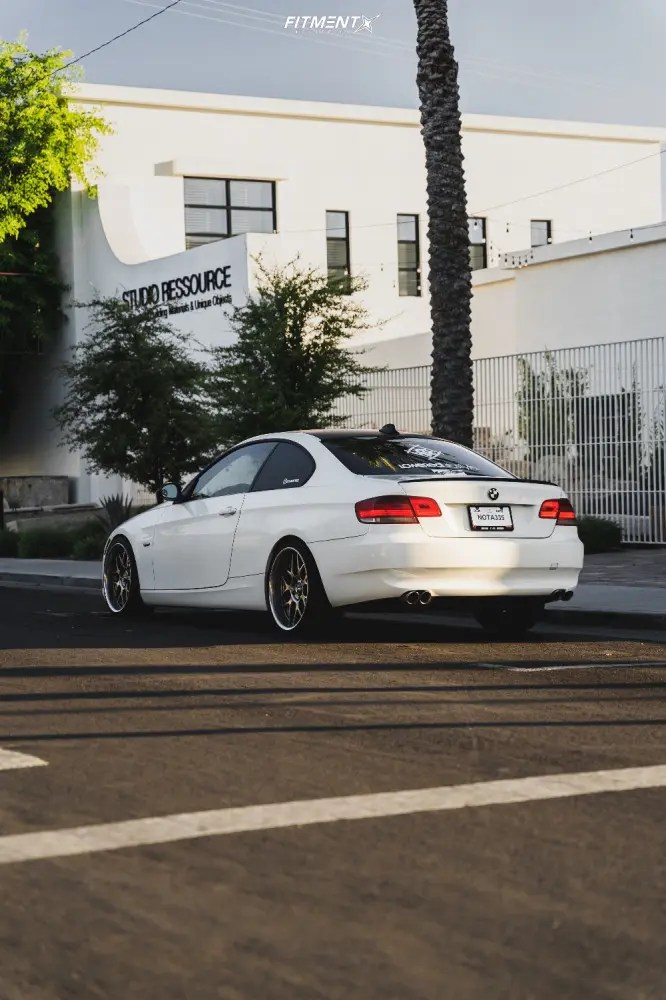2008 Bmw 328i Accessories : accessories, 19x8.5, Super, Goodyear, 225x35, Lowering, Springs, 1154836, Fitment, Industries