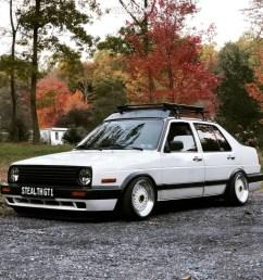 1 1992 jetta volkswagen hr coilovers jnc jnc004s white [ 1000 x 1000 Pixel ]