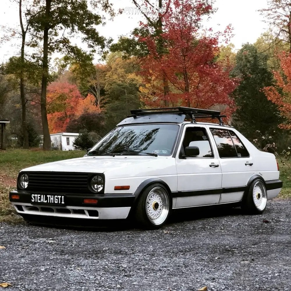 hight resolution of 1 1992 jetta volkswagen hr coilovers jnc jnc004s white