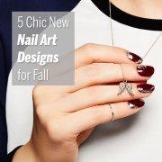5 creative nail design