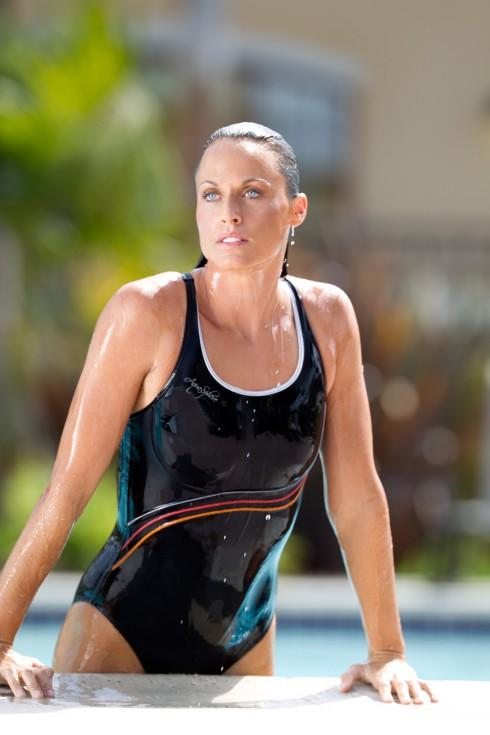 Facts About Healthy Eating Olympic Swimmer Amanda Beard S Motivation Tips Fitness