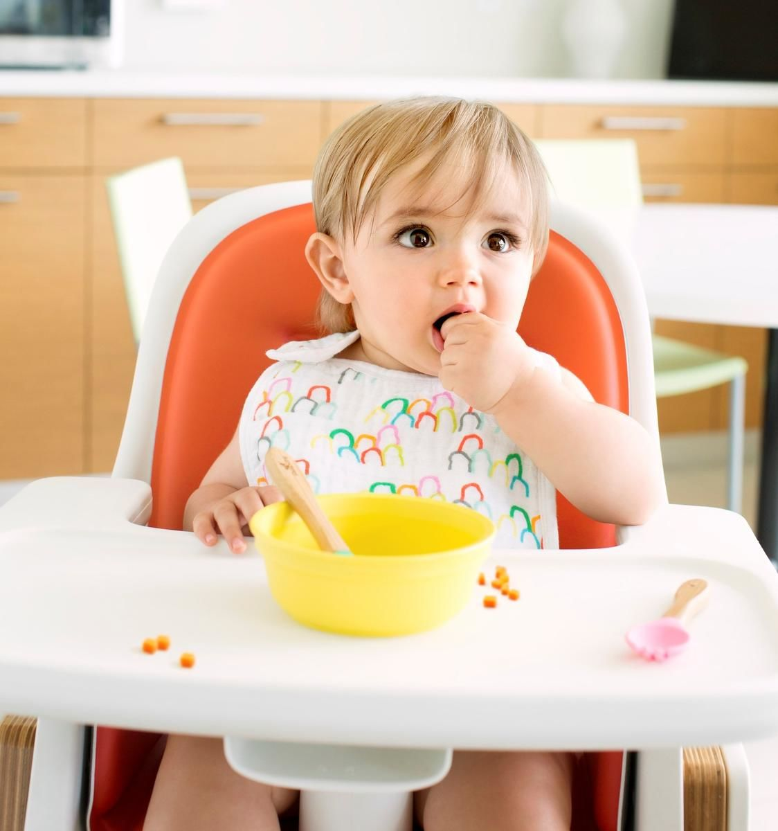 Baby Chair For Eating 7 Success Strategies For Safe Baby Led Weaning Fit