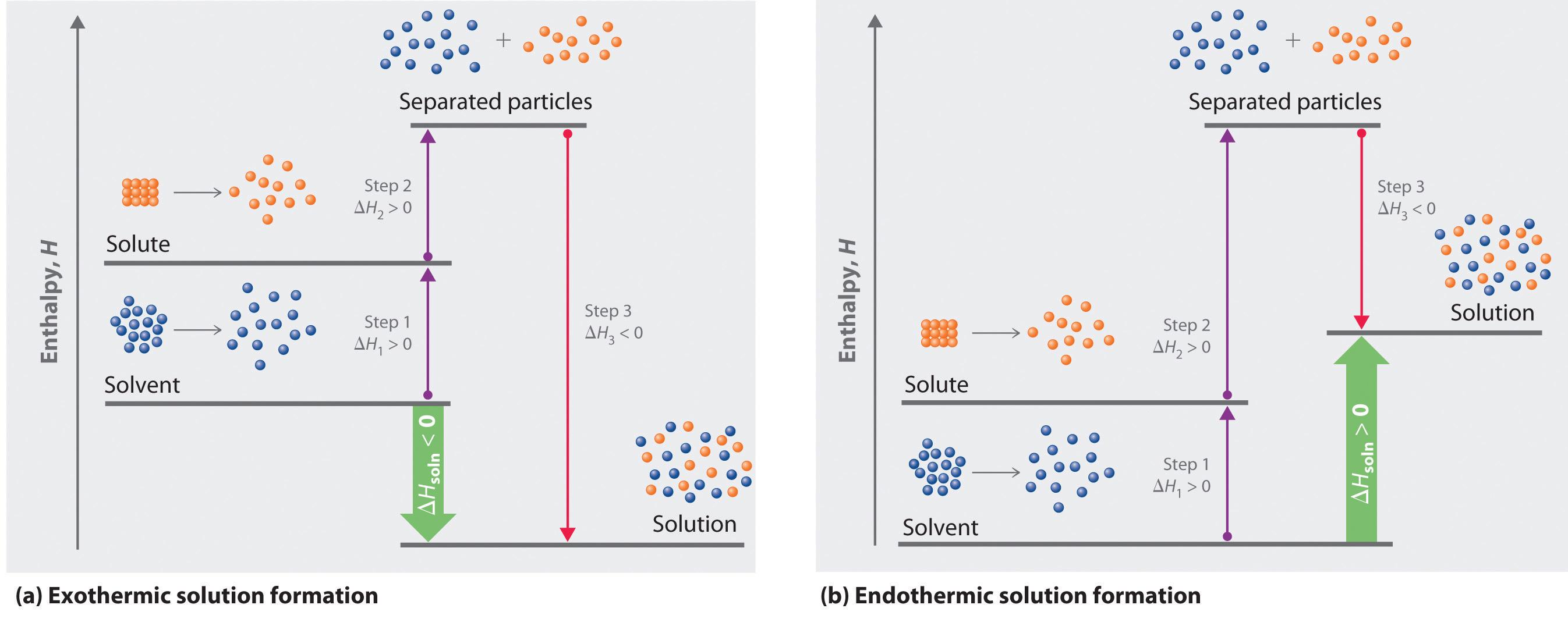 Chem 103 Lab Enthalpy Of Solution