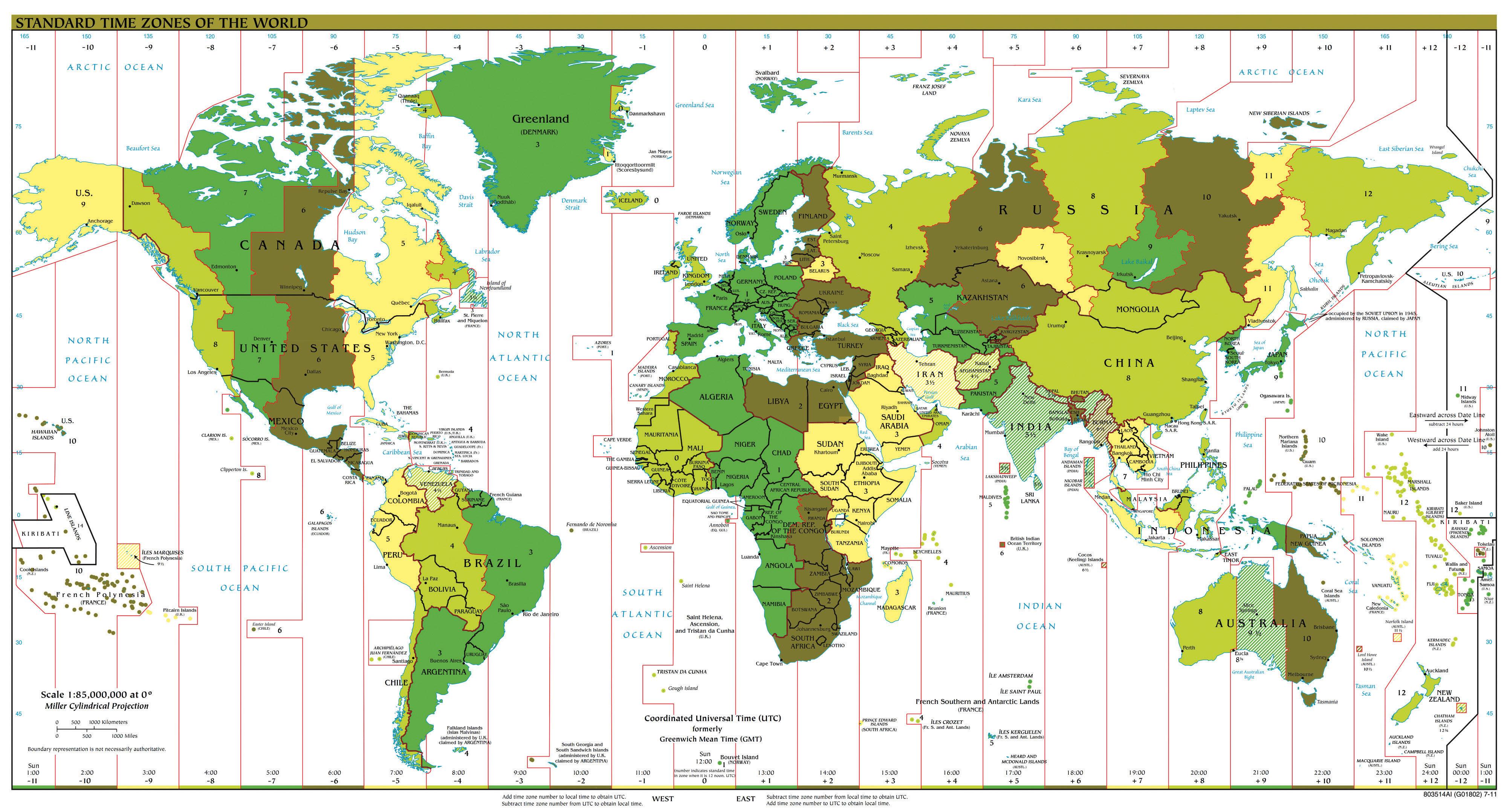 Flat Globe Worksheet