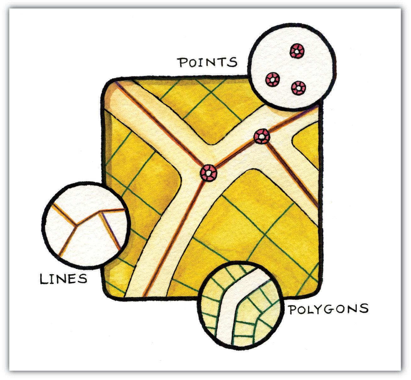 Fundamentos De Sistemas De Informacion Geografica 1 0 1