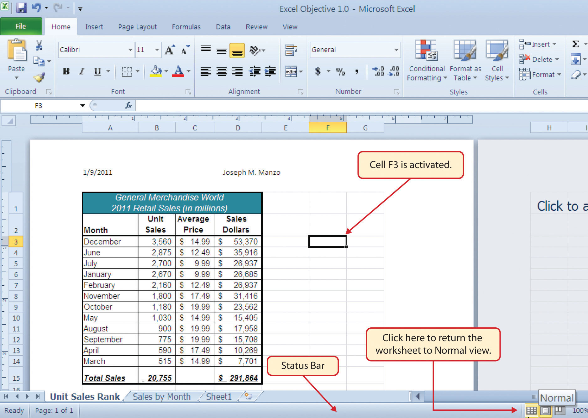 How To Use Microsoft Excel The Careers In Practice