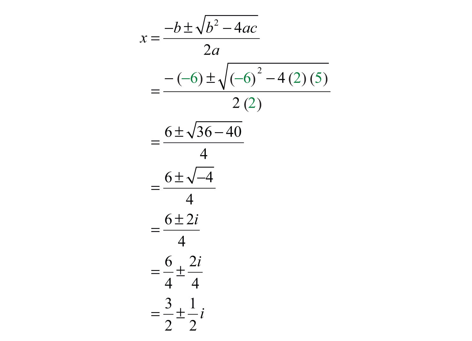 Quadratic Formula Riddle Worksheet