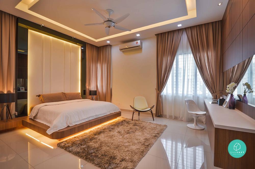 6 Bedroom Design Ideas