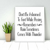 Tagged Items Funny Toilet Quotes On Folksy
